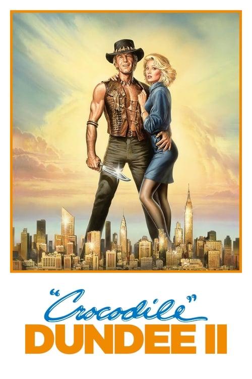 Crocodile Dundee Ii 1988 The Movie Database Tmdb