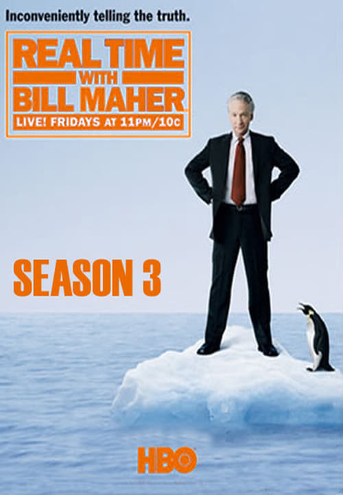 Real Time with Bill Maher: Season 3