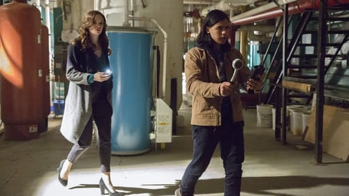 The Flash - Season 1 - Episode 9: The Man in the Yellow Suit
