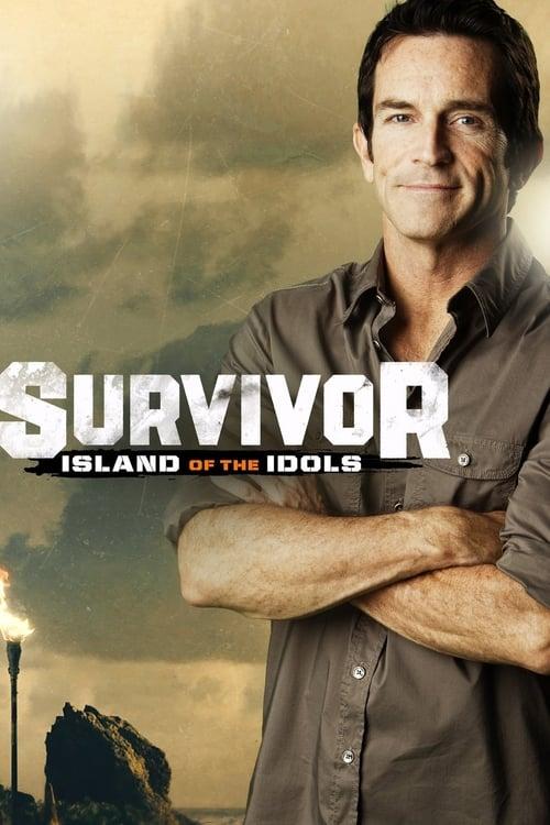 Survivor: Island of the Idols