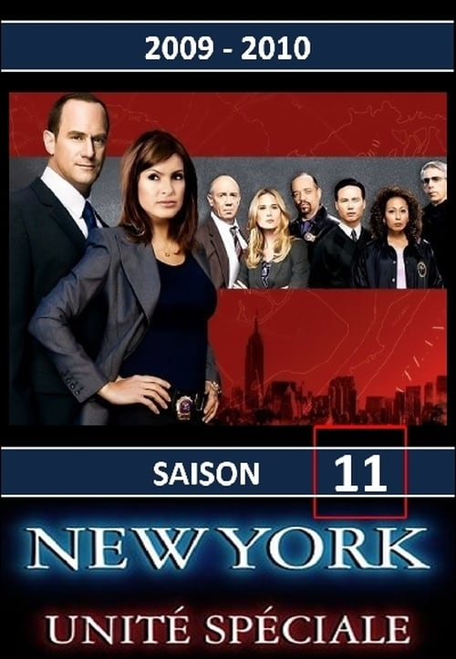 New York Unité Spéciale: Saison 11