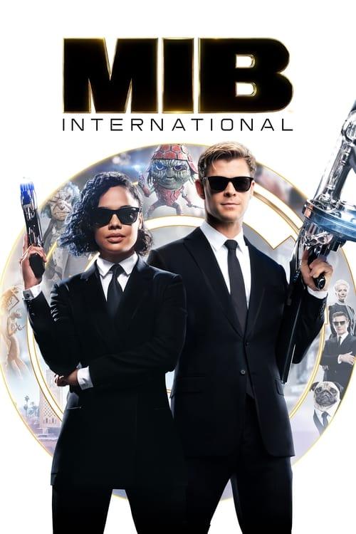 Largescale poster for Men in Black: International