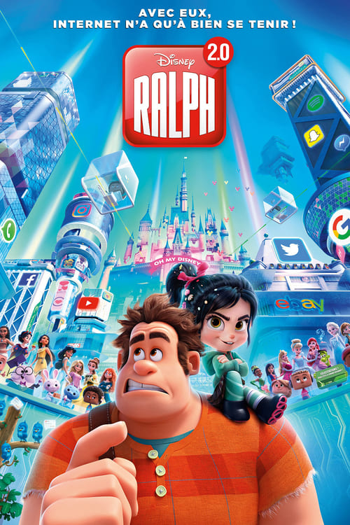 REGARDER FR Ralph 2.0 en Streaming VF