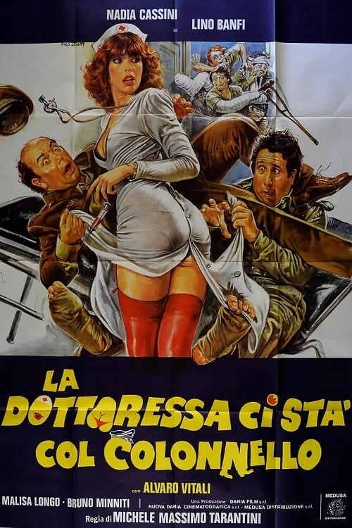 La dottoressa ci sta col colonnello (1980)