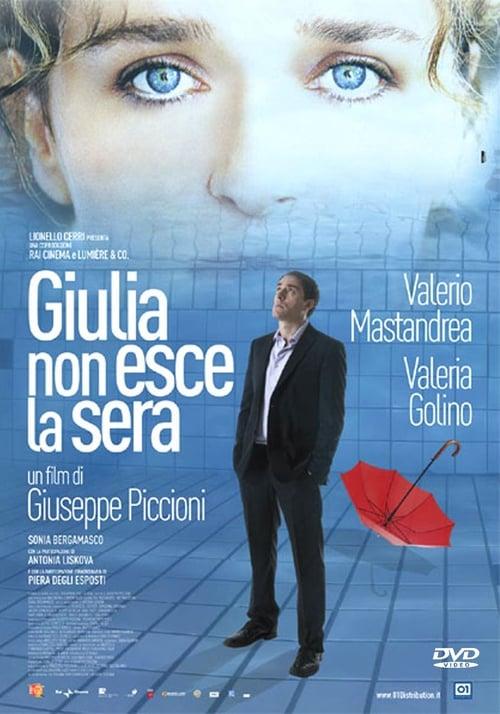 Mira La Película Giulia non esce la sera En Buena Calidad Hd 1080p