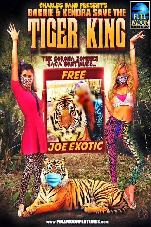 watch full Barbie and Kendra Save the Tiger King! vid Online