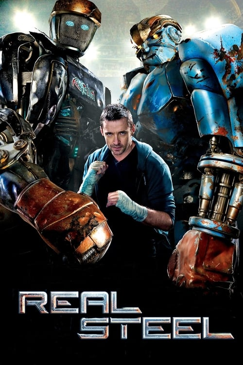 Largescale poster for Real Steel