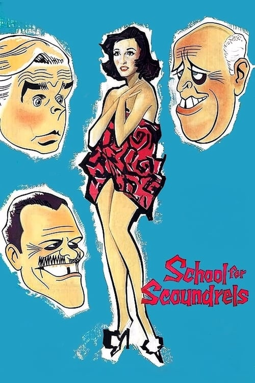 Download School for Scoundrels (1960) Movie Free Online