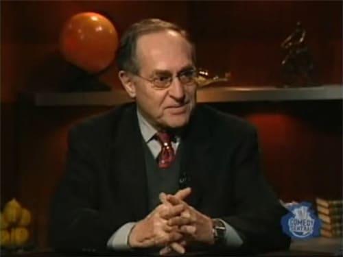 The Colbert Report 2006 Netflix: Season 2 – Episode Alan Dershowitz