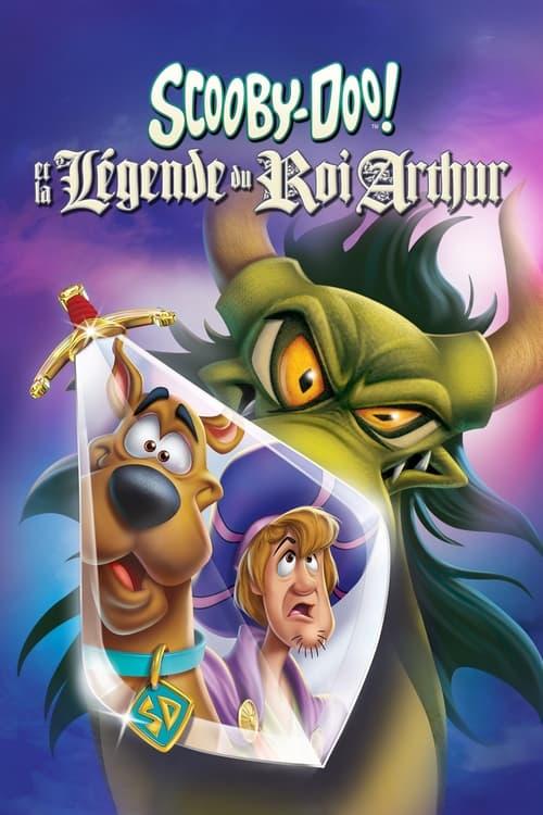 [720p] Scooby-Doo! et la légende du roi Arthur (2021) streaming Youtube HD