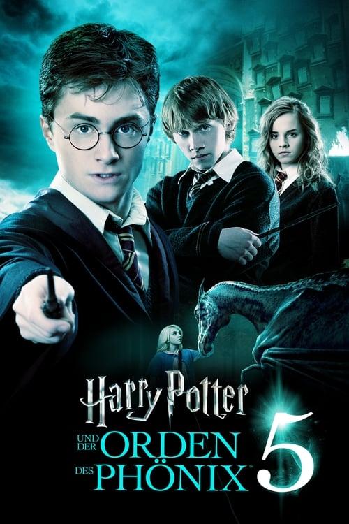 Harry Potter Und Der Orden Des Phönix Streamen