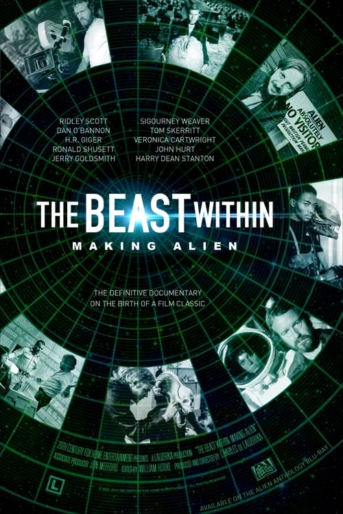 Assistir The Beast Within: Making 'Alien' Duplicado Completo
