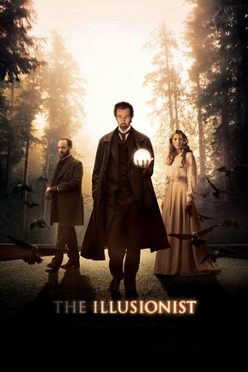 Largescale poster for The Illusionist