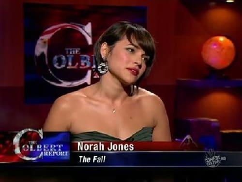 The Colbert Report: Season 5 – Episod Norah Jones