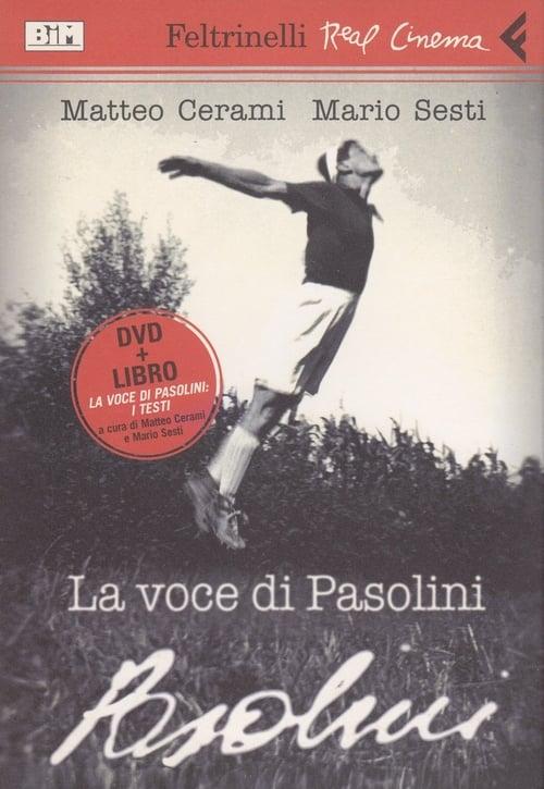 Mire La voce di Pasolini En Buena Calidad