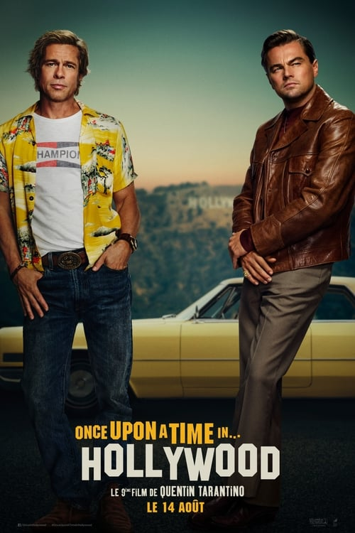 Regarder Once Upon a Time in Hollywood Film en Streaming Entier