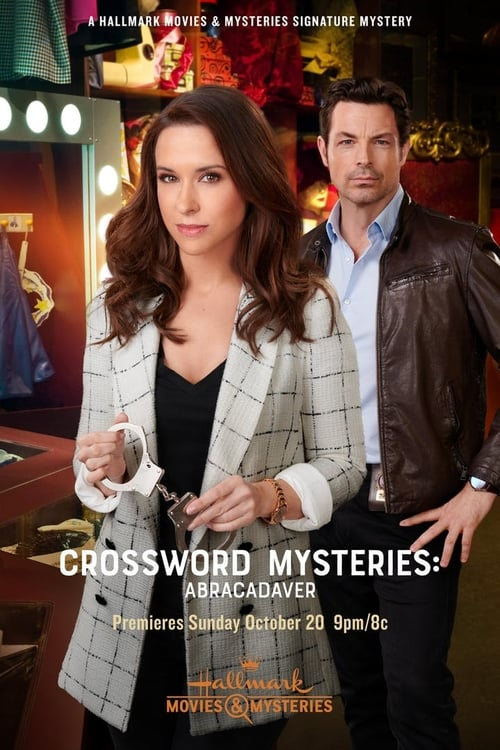 Regarde Crossword Mysteries: Abracadaver En Français