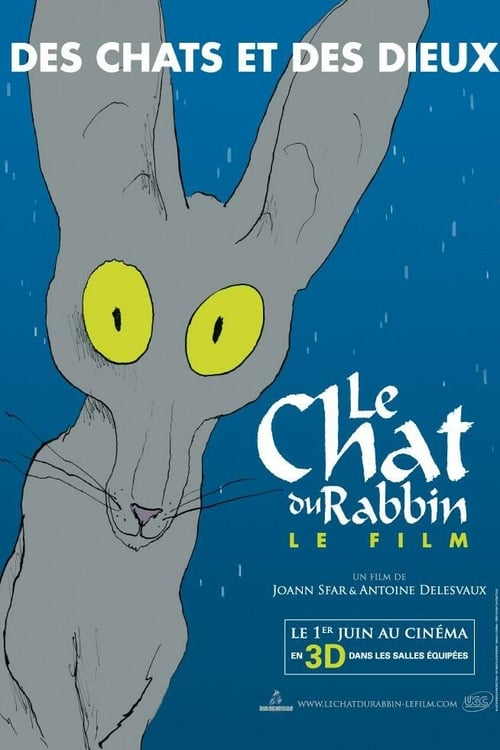 [720p] Le chat du rabbin (2011) streaming fr