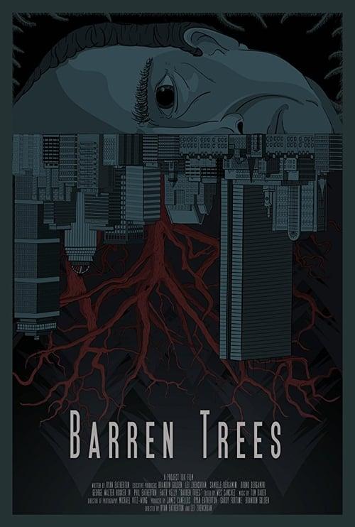 Barren Trees Poster