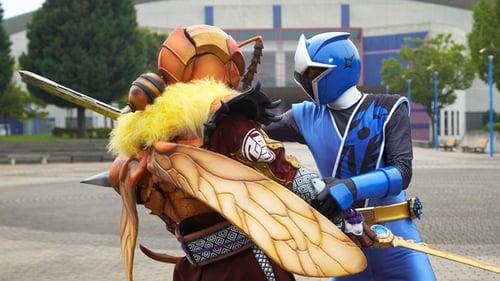 Super Sentai: Shuriken Sentai Ninninger – Épisode The Kunoichi That Loved Yakumo