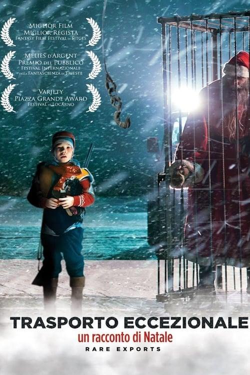 Trasporto eccezionale: Un racconto di Natale (2010)