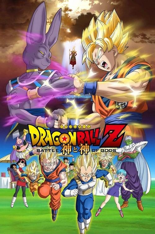 Dragonball Z: Kampf der Götter - Animation / 2015 / ab 12 Jahre