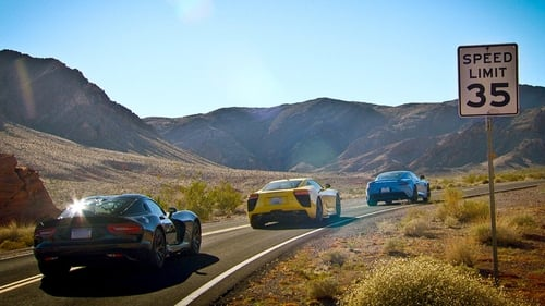 Top Gear: Series 19 – Episod Western USA Road Trip