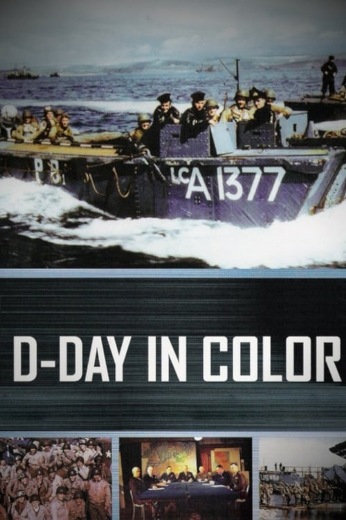 D-Day in Colour (2004)