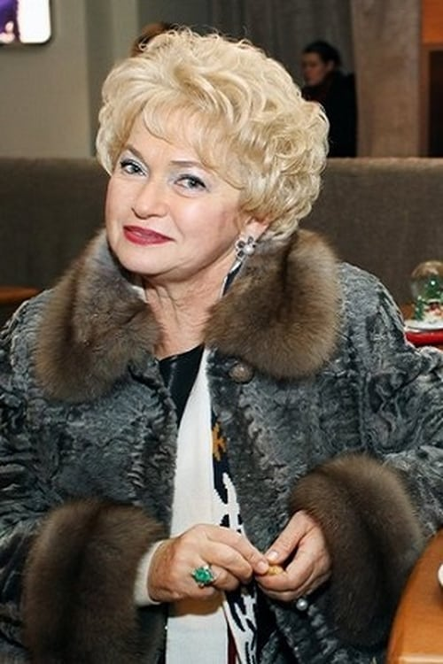 Lyudmila Narusova Biography, Filmography and Latest Movies | Current Movie Releases