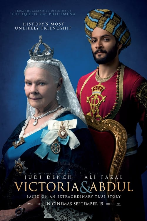 Victoria & Abdul Watch Full