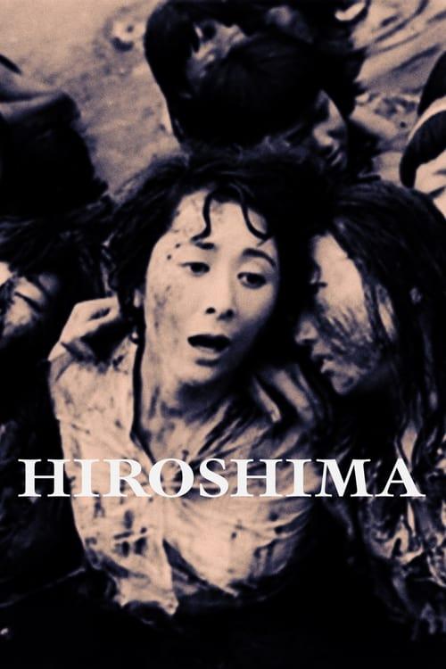 Hiroshima (1953) Poster