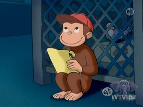 Curious George 2006 720p Webdl: Season 1 – Episode Curious George Sees Stars