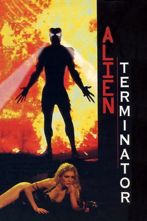 The poster of Alien Terminator
