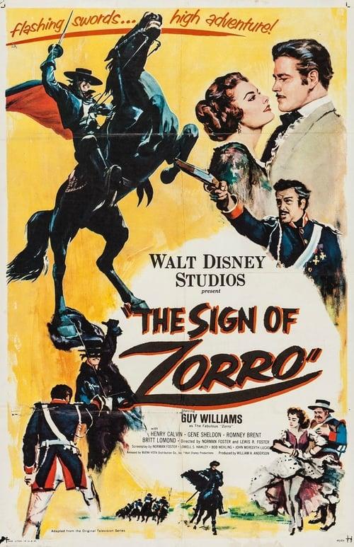 Película The Sign of Zorro En Buena Calidad Hd 1080p