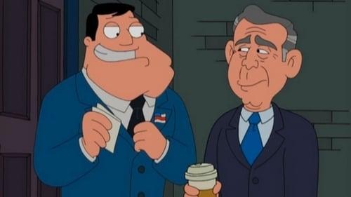 American Dad! - Season 3 - Episode 10: 10