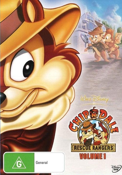 Película Chip N Dale Rescue Rangers Volume 1 En Buena Calidad Hd 720p