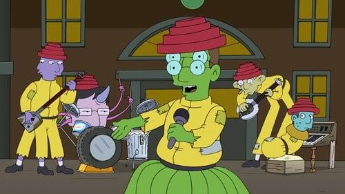 Futurama - Season 6 - Episode 12: The Mutants Are Revolting