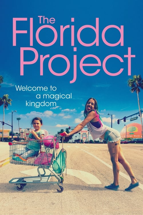 The Florida Project - Poster