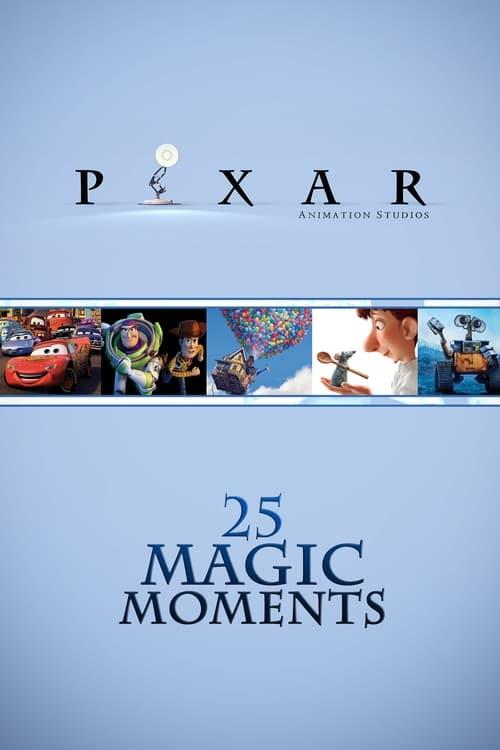 Filme Pixar 25 Magic Moments Em Boa Qualidade Hd
