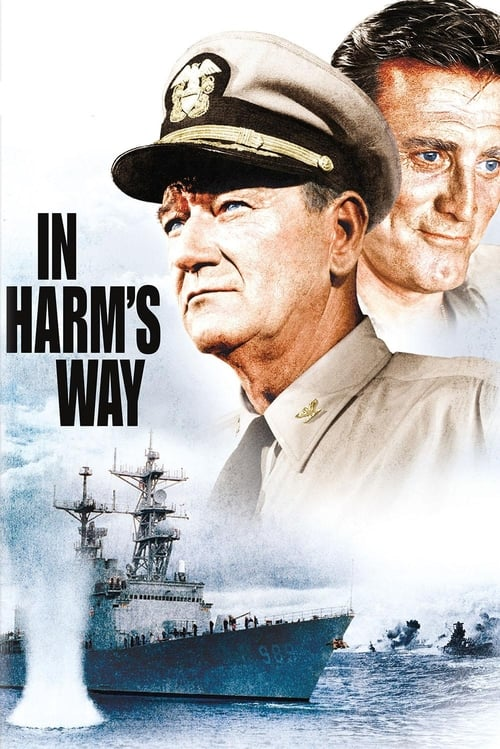 In Harm's Way Poster