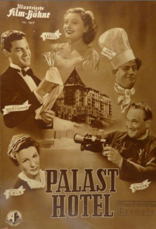 Mira La Película Palace Hotel Completamente Gratis