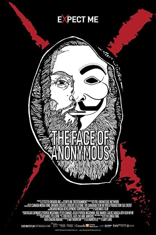 Watch The Face of Anonymous Online Hoyts