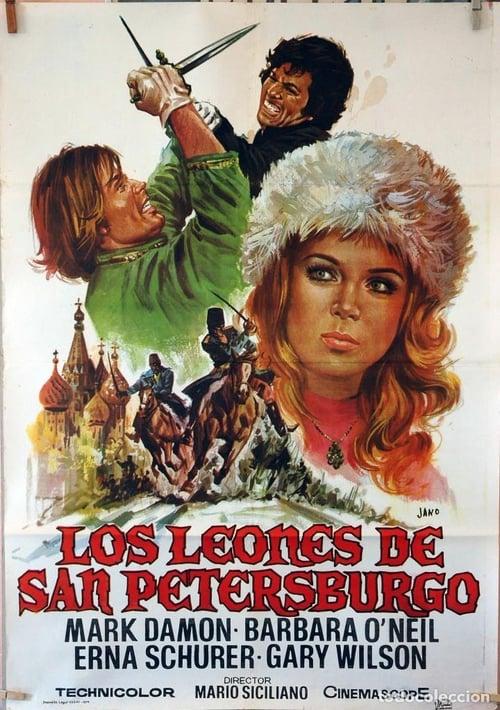 Mira La Película Los leones de San Petersburgo En Buena Calidad Gratis