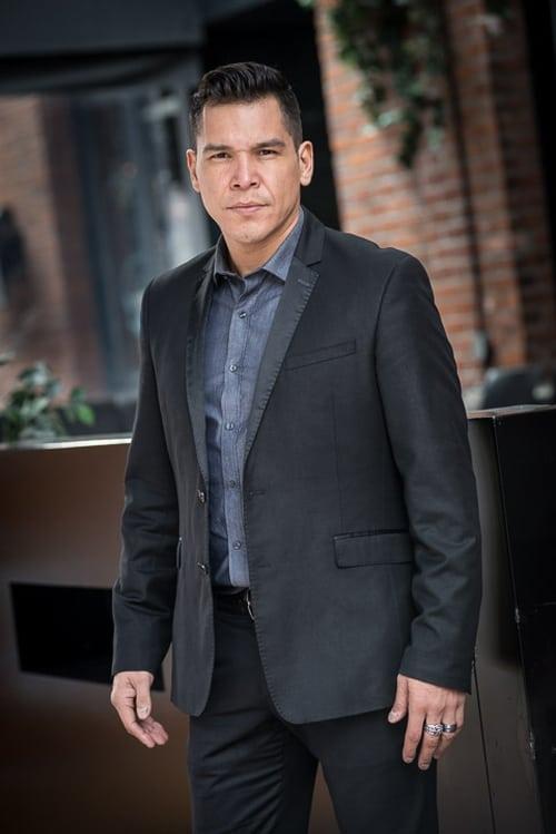 Kép: Nathaniel Arcand színész profilképe