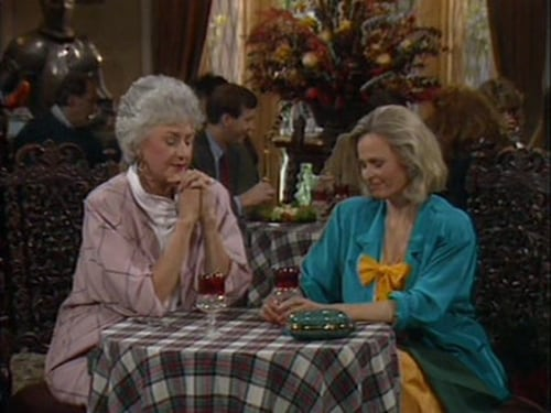 The Golden Girls: Season 3 – Episod Dorothy's New Friend