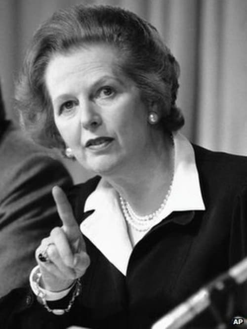 Mrs Thatcher Vs The Miners