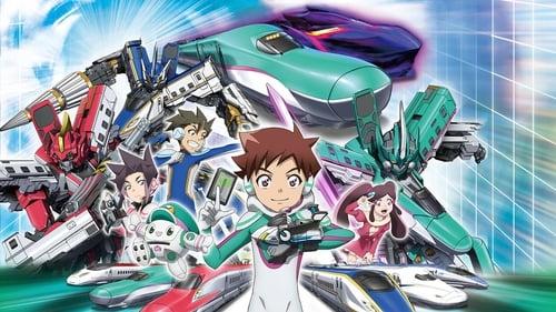 Transformable Shinkansen Robot Shinkalion Movie: The Mythically Fast ALFA-X that Comes from the Future / Shinkansen Henkei Robo Shinkalion: Mirai kara Kita Shinsoku no ALFA-X