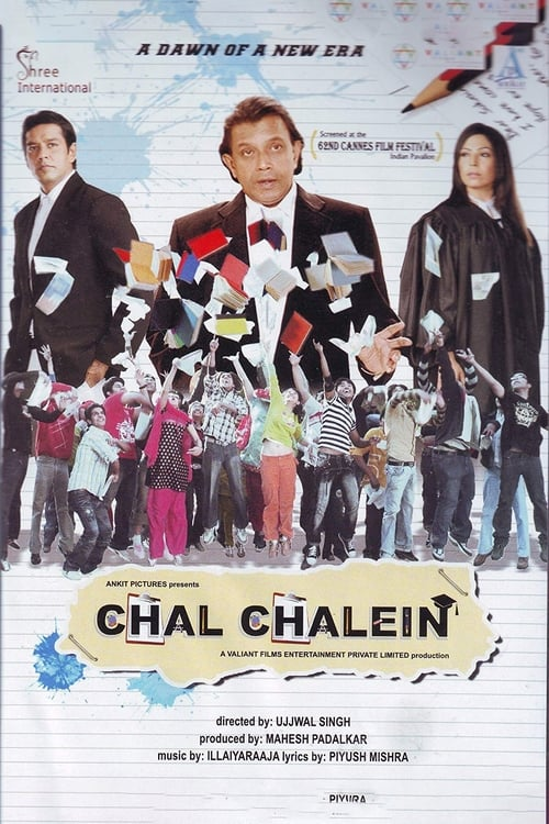 Chal Chalein poster