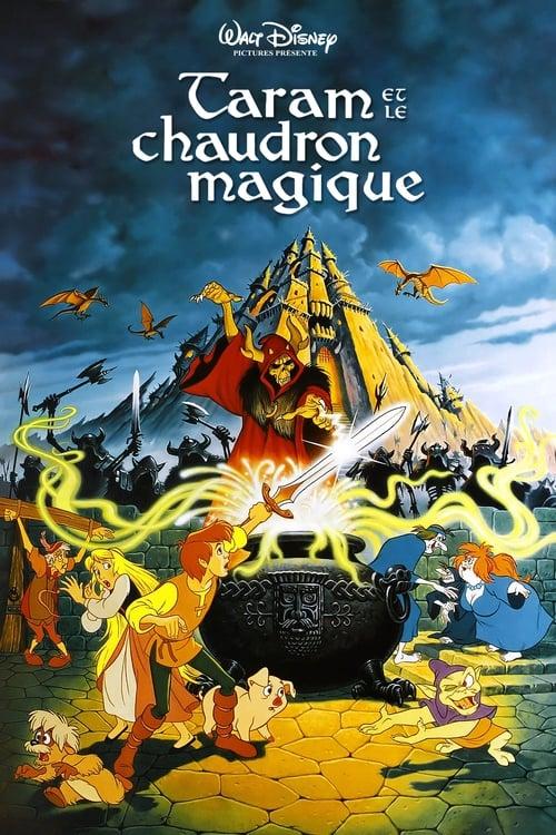 [VF] Taram et le chaudron magique (1985) Streaming HD FR