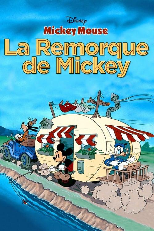 [720p] La Remorque de Mickey (1938) streaming vf
